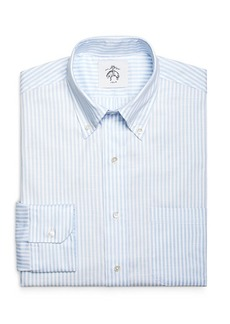 Brooks Brothers Blue Stripe Button-Down Shirt