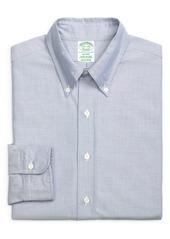 Men's Big & Tall Brooks Brothers Milano Slim Fit Solid Dress Shirt