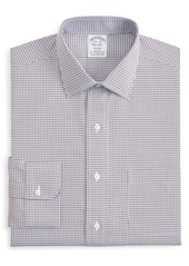 Men's Brooks Brothers Regent Regular Fit Stretch Plaid Dress Shirt