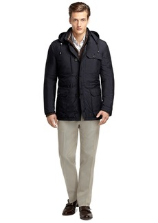 Brooks Brothers Military Coat