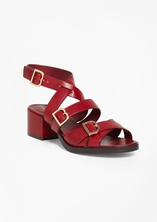 Brooks Brothers Multi Strap Sandals