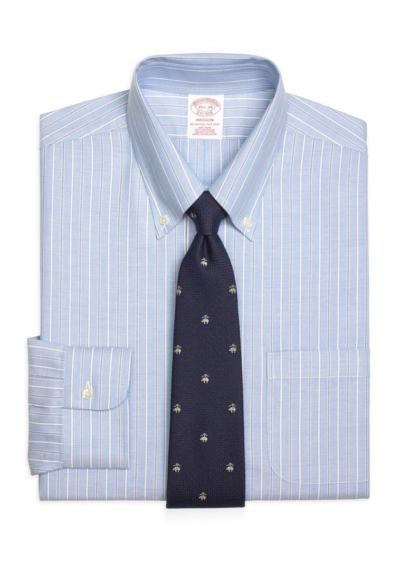 On sale today brooks brothers non iron madison fit for Brooks brothers non iron shirts review
