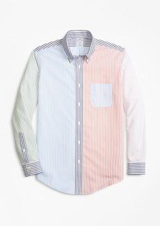Brooks Brothers Non-Iron Regent Fit Fun Stripe Sport Shirt