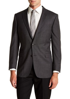 Brooks Brothers Notch Collar Solid Regent Fit Jacket