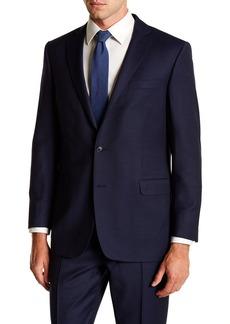 Brooks Brothers Notch Collar Wool Regent Fit Jacket