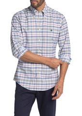 Brooks Brothers Oxford Stretch Long Sleeve Regent Fit Shirt