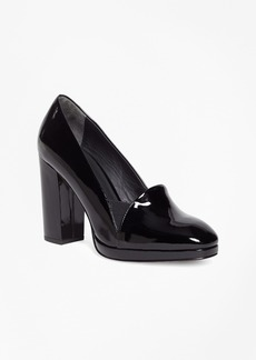 Brooks Brothers Patent Leather Pumps