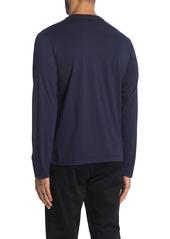 Brooks Brothers Pine Tree Long Sleeve T-Shirt