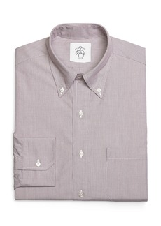 Brooks Brothers Pinstripe Broadcloth Button-Down Shirt