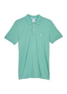 Brooks Brothers Pique Solid Polo