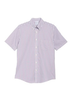 Brooks Brothers Plaid Regent Fit Shirt