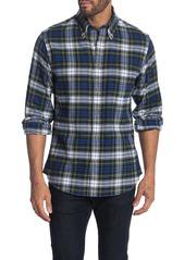 Brooks Brothers Plaids Long Sleeve Regent Fit Shirt