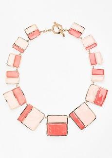 Brooks Brothers Plique-a-Jour Enamel Necklace