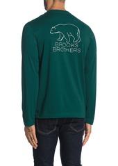 Brooks Brothers Polar Bear Long Sleeve T-Shirt