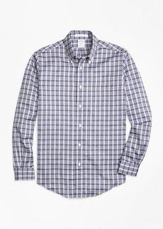 Brooks Brothers Regent Fit Plaid Sport Shirt
