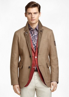 Brooks Brothers Reversible Hybrid Jacket