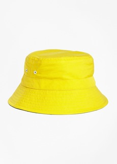 Brooks Brothers Reversible Nylon Bucket Hat
