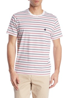 Brooks Brothers Short Sleeve Stripe Tee