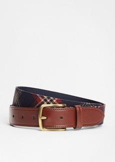 Brooks Brothers Signature Tartan Belt