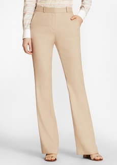 Brooks Brothers Stretch Linen-Blend Twill Pants