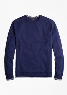 Brooks Brothers Supima® Cotton Crewneck Sweatshirt