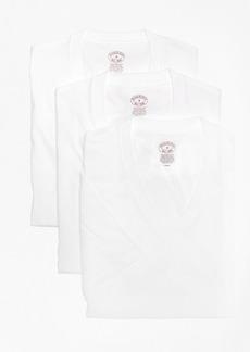 Brooks Brothers Supima® Cotton V-Neck Undershirt - Three Pack