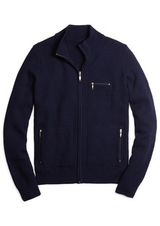 Brooks Brothers Sweater Jacket