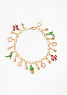 Brooks Brothers Tropical Charm Bracelet