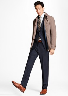 Brooks Brothers Twill Trench Coat