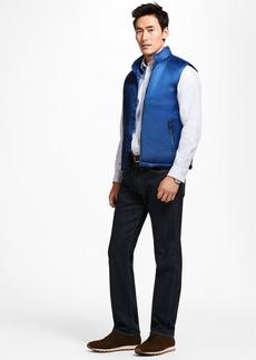 Brooks Brothers Ultra-Light Down Vest