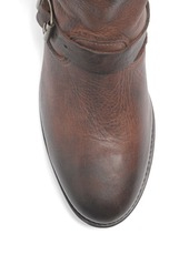Brooks Brothers Vintage Shoe Company Calfskin Pull-On Boots