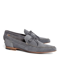 Brooks Brothers Whipstitch Moccasins