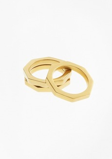 Brooks Brothers Stackable Rings