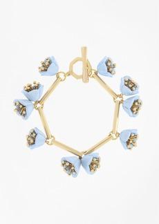 Brooks Brothers Flower Bracelet