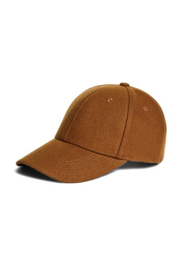 8c68a9ef994 Brooks Brothers Wool Baseball Hat