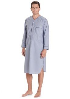 Brooks Brothers Wrinkle-Resistant Broadcloth Nightshirt