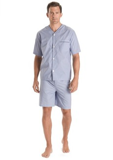 Brooks Brothers Wrinkle-Resistant Short Pajamas