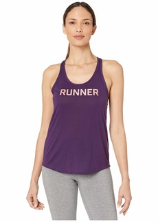 Brooks Distance Graphic Tank Top