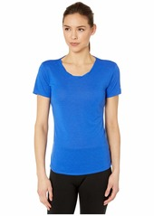 Brooks Distance Short Sleeve Top