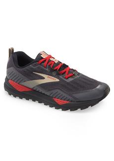 Men's Brooks Cascadia 15 Gtx Gore-Tex Waterproof Trail Running Shoe
