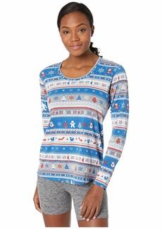 Brooks Ugly Sweater Long Sleeve