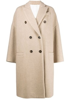 Brunello Cucinelli cocoon coat