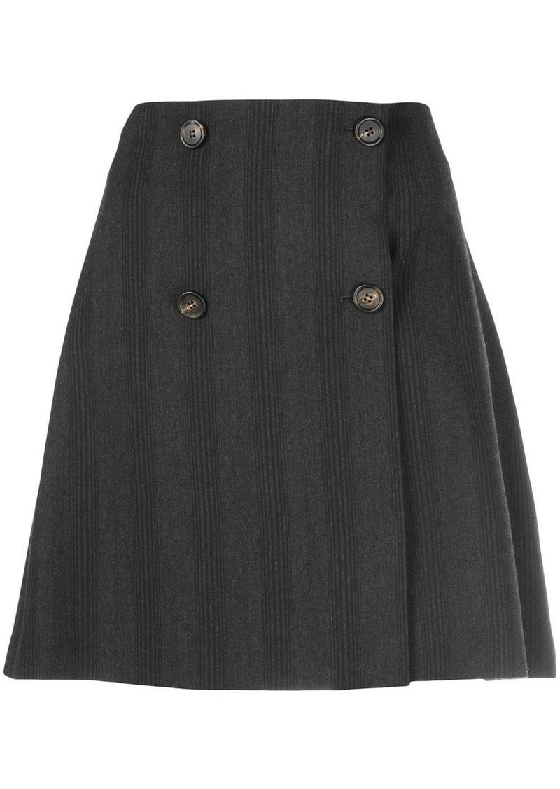 Brunello Cucinelli a-line skirt