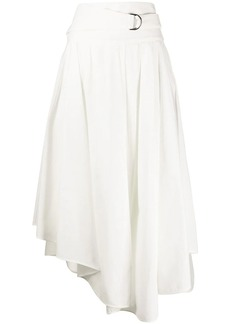 Brunello Cucinelli asymmetric skirt