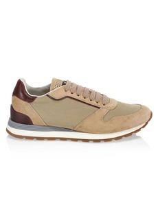 Brunello Cucinelli Athletic Training Sneakers