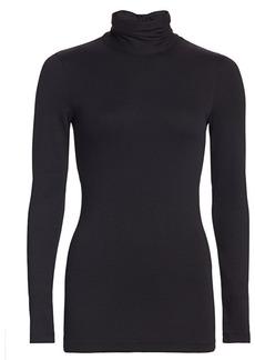 Brunello Cucinelli Back Zip Turtleneck Sweater