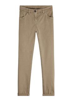 Brunello Cucinelli Basic 5 Pocket Skinny Jeans