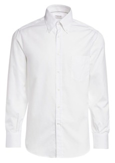 Brunello Cucinelli Basic-Fit Shirt
