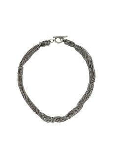 Brunello Cucinelli bead chain choker