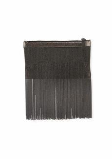 Brunello Cucinelli Belt Bag with Monili Fringe